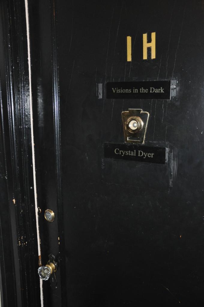 Visions in the Dark Door
